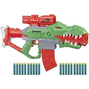 Hasbro Nerf Dinosquad Rex-Rampage Motorized Blaster (F0807)