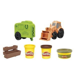 Hasbro Play-Doh Wheels Tractor Farm Truck (F1012)