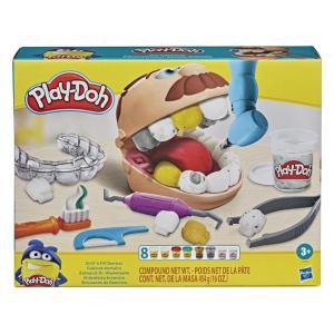 Hasbro Play-Doh  Gold Drill 'n Fill Dentist