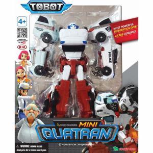 Just Toys Tobot Mini Quatran (301057)