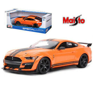 Maisto Special Edition 1:18 2020 Mustang Shelby GT500 (31388)