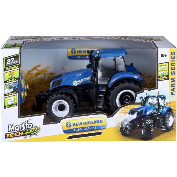 Maisto Tech New Holland T8.320 Remote Control Tractor