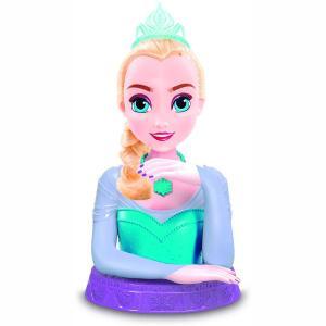 Giochi Preziosi Disney Frozen Deluxe Elsa Κεφάλι Ομορφιάς (FRN58000)