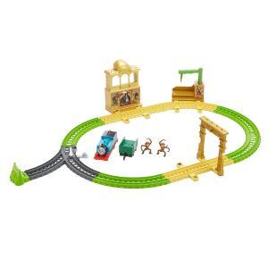 Fisher Price Thomas The Train - Παλάτι με Μαϊμουδάκια (Με Τον Thomas) (FXX65)