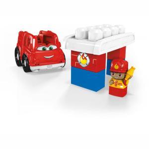 Fisher Price Mega Bloks Πυροσβεστικό Όχημα GCX09