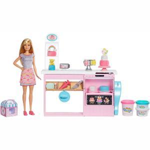 Mattel Barbie - Ζαχαροπλαστείο (GFP59)