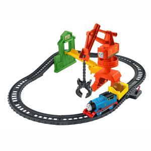Fisher Price Thomas The Train- Μεταφορές με την Cassia τo Γερανο (Με Τον Τομας) (GHK83)