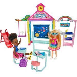 Mattel Barbie Chelsea Σχολείο Σετ (GHV80)