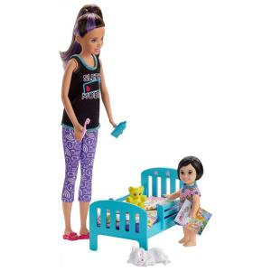 Mattel Barbie Skipper Babysitters - Ώρα για Ύπνο GHV88