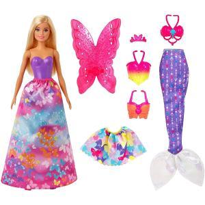 Mattel Barbie Παραμυθένια Εμφάνιση Σετ Δώρου GJK40