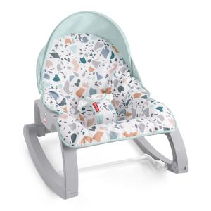 Fisher Price Deluxe Infant To Toddler  Ριλάξ/Κούνια