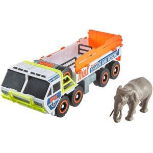 Mattel Matchbox Όχημα Διάσωσης Ελεφάντων