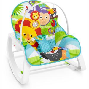 Fisher Price Infant To Toddler -  Ριλάξ/ Κούνια Λιονταράκι