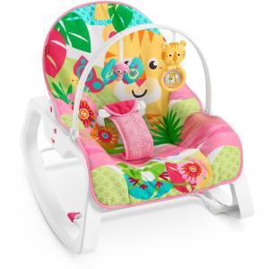 Fisher Price Infant To Toddler -  Ριλάξ/ Κούνια Τιγράκι