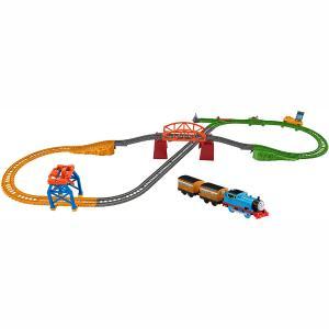 Fisher Price Thomas The Train -Πίστα με 3 Διαδρομές (GPD88)