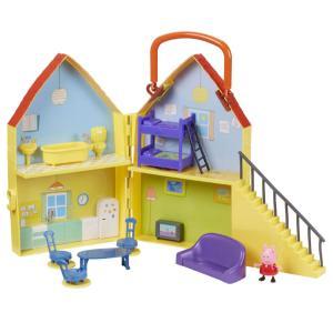 Giochi Preziosi Peppa Pig Σπίτι Με 1 Φιγούρα