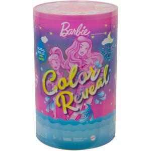 Mattel Barbie Color Reveal - Slumber Party GRK14