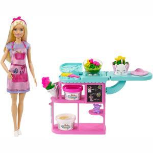 Mattel Barbie Ανθοπωλείο GTN58