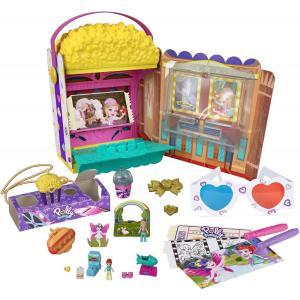 Mattel Polly Pocket - Σινεμά Ποπ Κορν Σετ