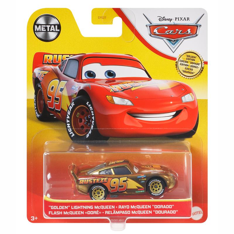 Mattel Cars Αυτοκινητάκια - Επετειακός Κεραυνός Μακουίν
