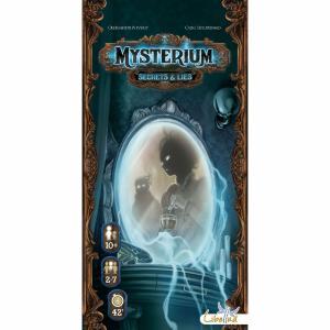 Kaissa: Mysterium- Secrets Επέκταση (KA112511)