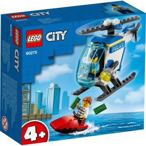 Lego City Police Police Helicopter 60275