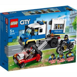 Lego City Police Police Prisoner Transport 60276