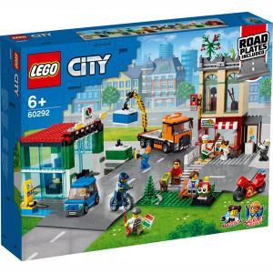 Lego City Town Center 60292