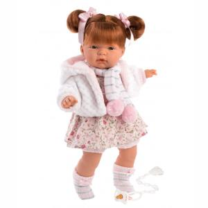 Llorens  Μωρό Kate 38cm που Κλαίει (LIO-38342)