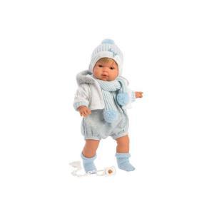 Μωρό Llorens Newborn Sasha 38cm (LIO-38561)