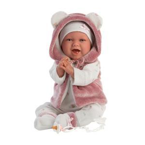 Μωρό Llorens Newborn Mimi που Γελάει 42cm (LIO-74070)
