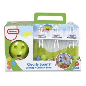 Little tikes Clearly Sports Bowling Σετ Μπόουλινγκ LTT28000