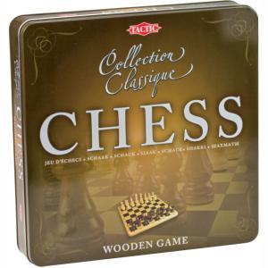 Giochi Preziosi Ξύλινο Σκάκι (NTC09000)