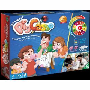 Giochi Preziosi Επιτραπέζιο Pigcasso (PGC00000)