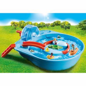 Playmobil Μεγάλο Aqua Park με νερόμυλο