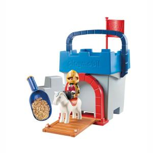 Playmobil Κουβαδάκι-Κάστρο Ιπποτών