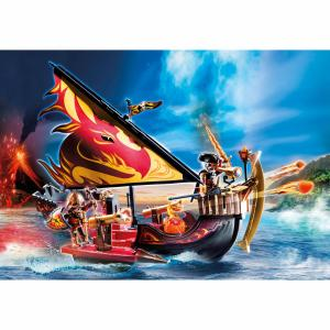 Playmobil Πλοίο της φωτιάς του Burnham