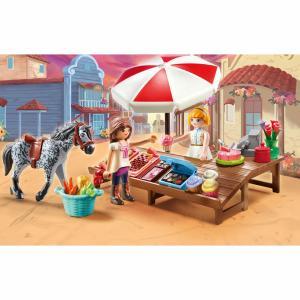 Playmobil Υπαίθριο Ζαχαροπλαστείο στο Miradero