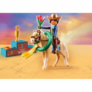 Playmobil H Πρου στο Rodeo