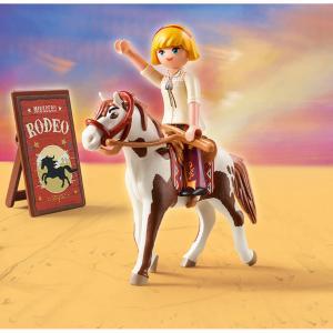 Playmobil H Άμπιγκεϊλ στο Rodeo