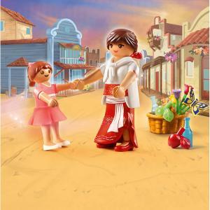 Playmobil H Μιλάγκρος με τη μικρή Λάκυ