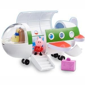 Giochi Preziosi Peppa Pig Το Αεροπλάνο Της Peppa (PPC03000)