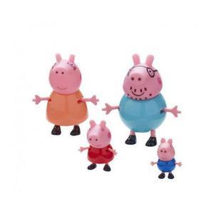Giochi Preziosi Peppa Pig Φιγούρες Οικογένεια (PPC27000)