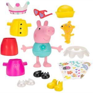 Giochi Preziosi Peppa Pig Φιγούρα Dress Up Deluxe 10cm (PPC57000)