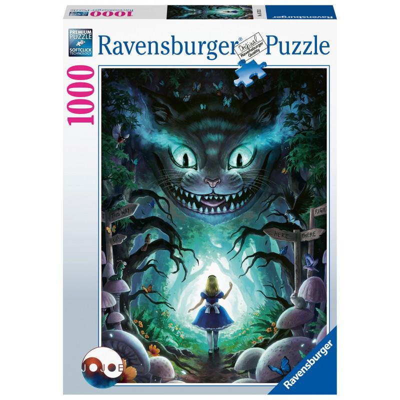 Ravensburger Παζλ 1000 τμχ Οι Περιπέτειες της Αλίκης 16733