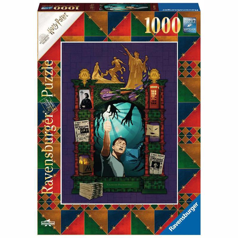 Ravensburger Παζλ 1000 τμχ ΧΠ: Το Τάγμα του Φοίνικα 16746