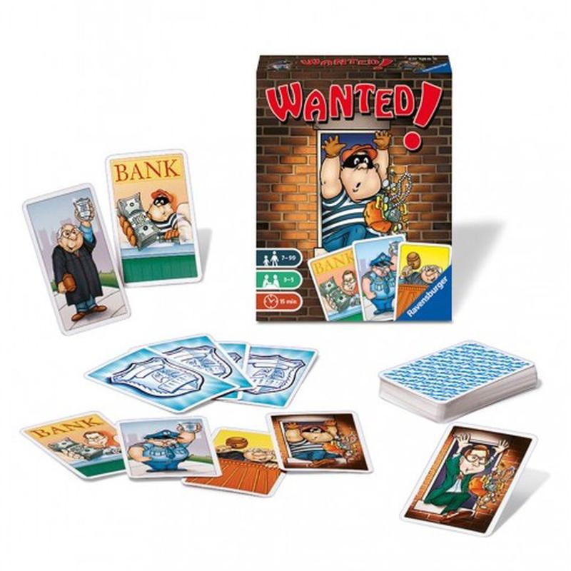 Ravensburger Επιτραπέζιο Παρέας Wanted! 20586