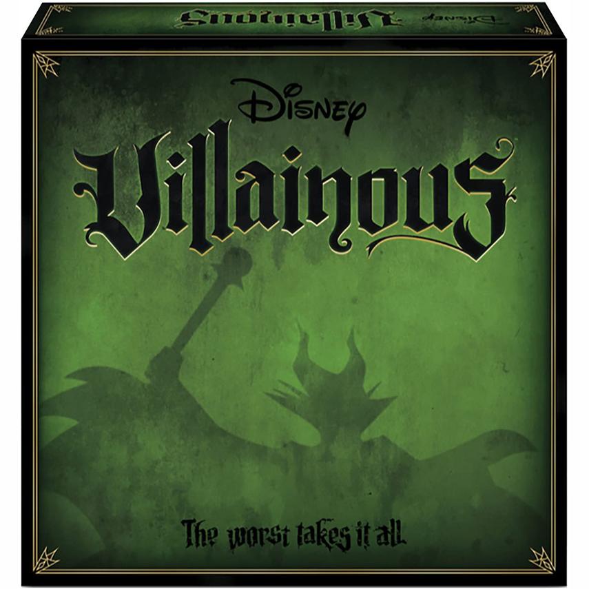 Επιτραπέζιο Disney Villainous, στα Αγγλικά