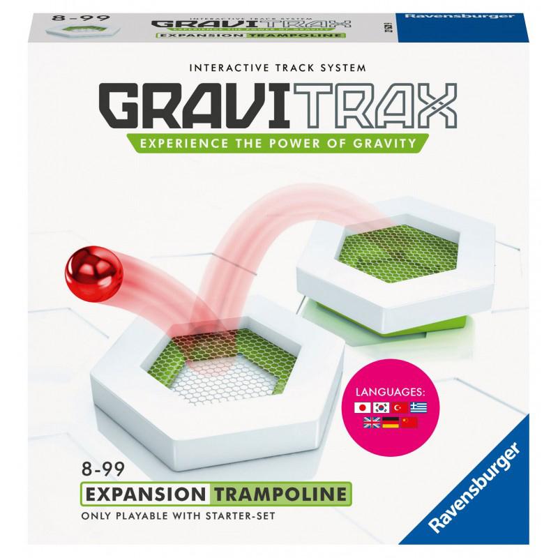 Ravensburger Gravitrax Trampoline Expansion 26822