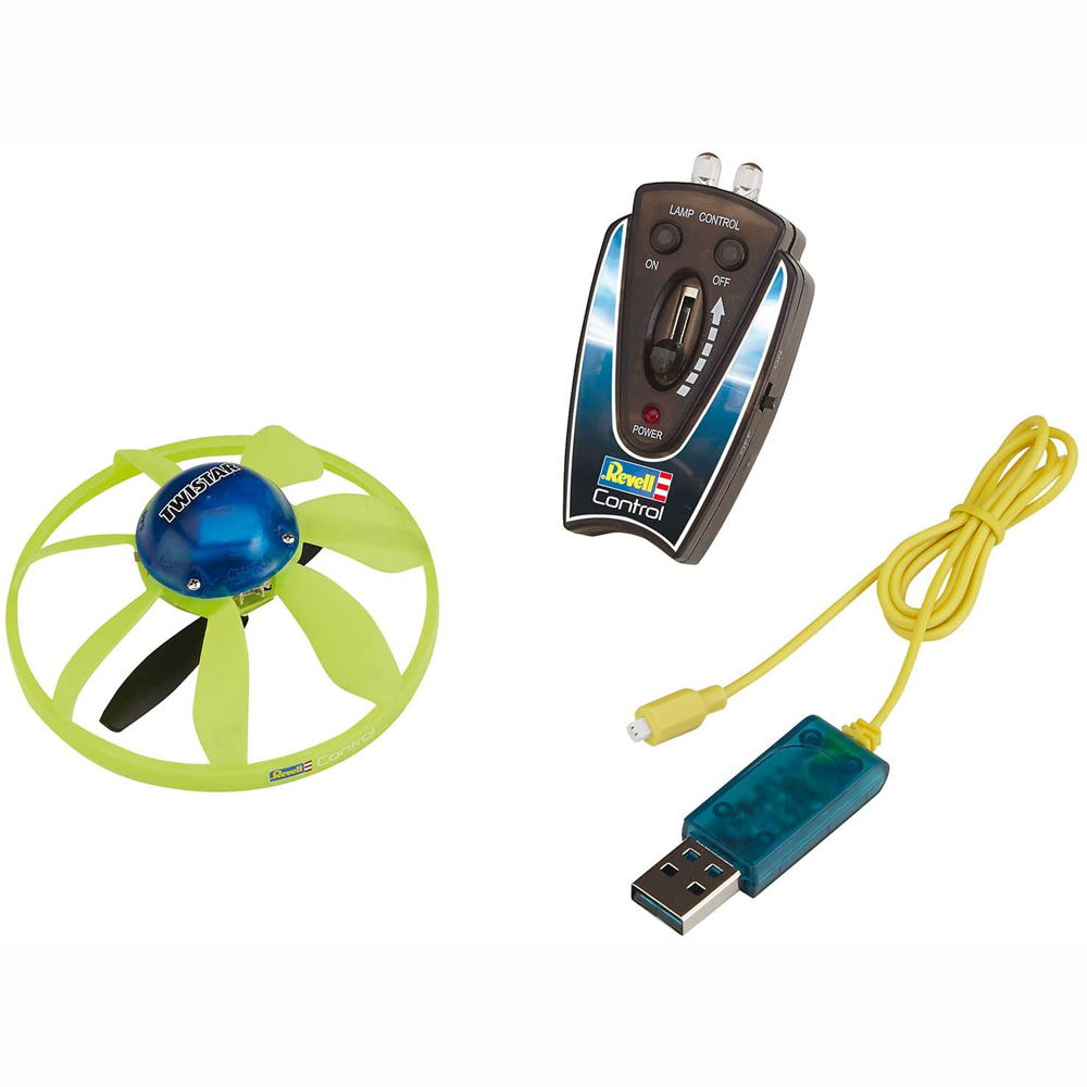 Revell Control TwiStar Quadcopter RtF Beginner (23862)